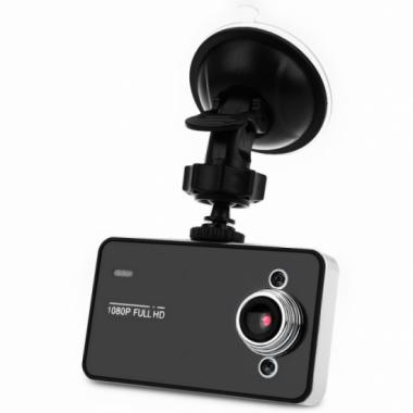 Автомобильный видеорегистратор Vehicle Blackbox Pro DVR 1080p c датчиком удара